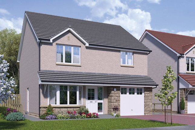 Thumbnail Detached house for sale in Rumblingwell, Dunfermline, Fife