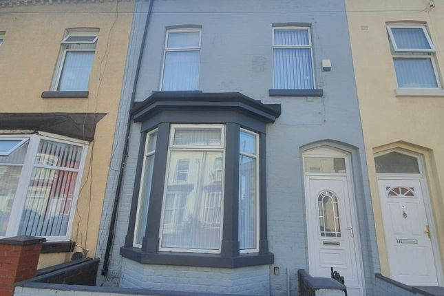 Thumbnail Terraced house to rent in Canon Road, Anfield, Liverpool