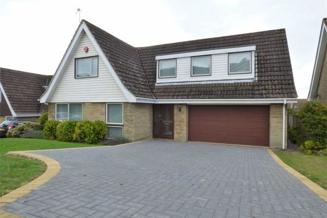 Thumbnail Detached house for sale in St. Peters Avenue, Weston-Super-Mare