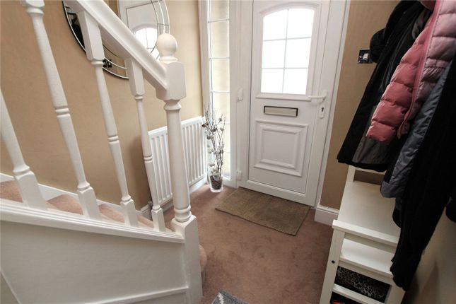 Entrance Hall of Orchard Rise East, Sidcup, Kent DA15