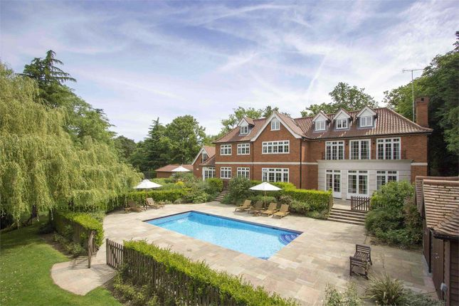 Thumbnail Detached house for sale in Theobald Street, Radlett