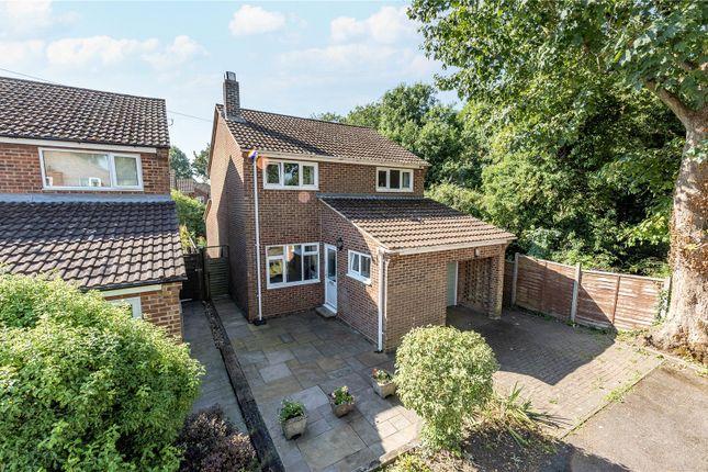 Thumbnail Detached house for sale in Marshbarns, Bishop's Stortford, Hertfordshire