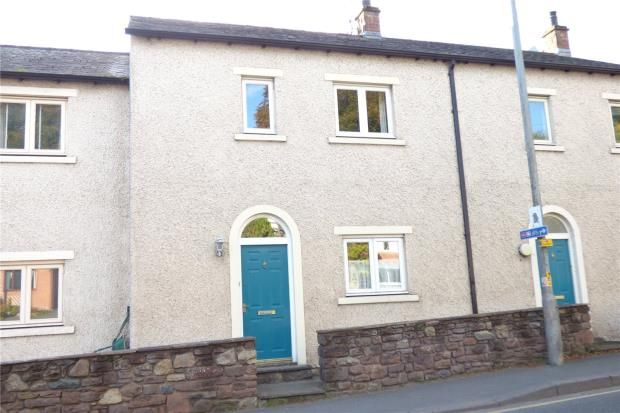 Thumbnail Terraced house to rent in Riverside Court, Appleby-In-Westmorland, Cumbria