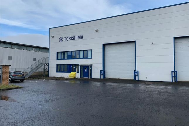 Thumbnail Light industrial to let in Unit A, 7 Cartside Avenue, Inchinnan, Renfrew, Renfrewshire