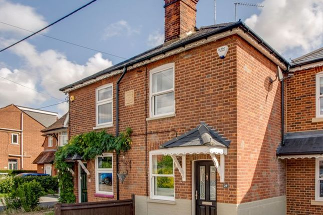 2 bed terraced house for sale in Newtown Road, Marlow SL7