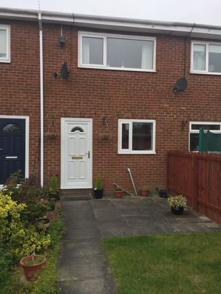 Thumbnail Terraced house to rent in Wimslow Close, Wallsend