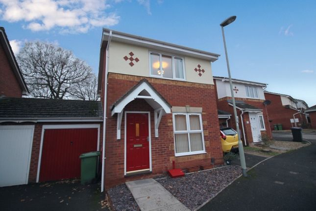 Thumbnail Link-detached house to rent in Round Table Meet, Exeter