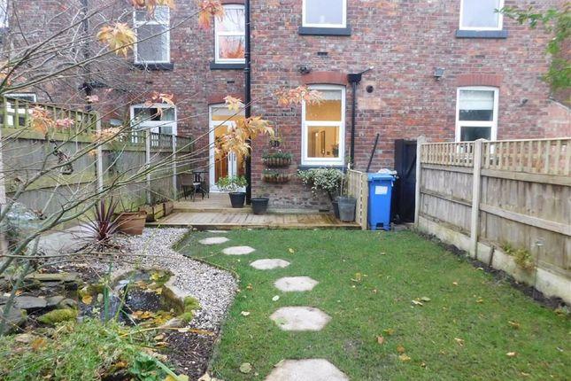 Gardens of Moorland Road, Woodsmoor, Stockport SK2