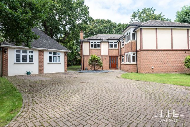 Thumbnail Detached house for sale in Westmoreland Avenue, Hornchurch