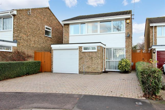 Thumbnail Detached house for sale in Bronte Crescent, Woodhall Farm, Hemel Hempstead