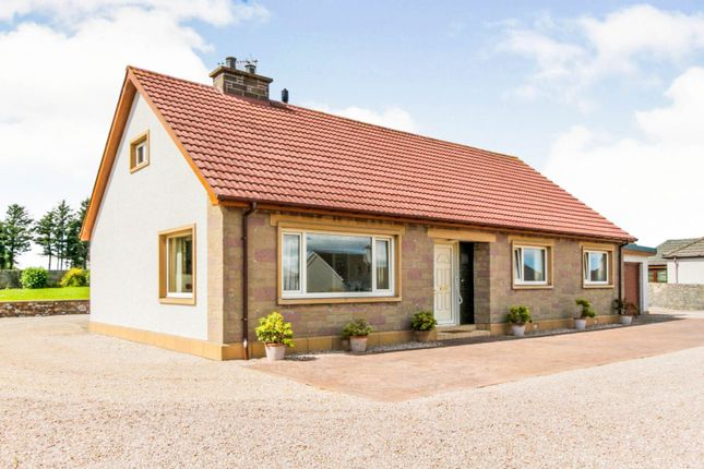 Thumbnail Detached bungalow for sale in Fife Street, Keith