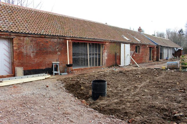 Thumbnail Barn conversion for sale in Village Street, Sedgebrook, Grantham