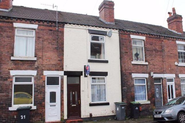 Thumbnail Terraced house to rent in Blake Street, Burslem, Stoke-On-Trent