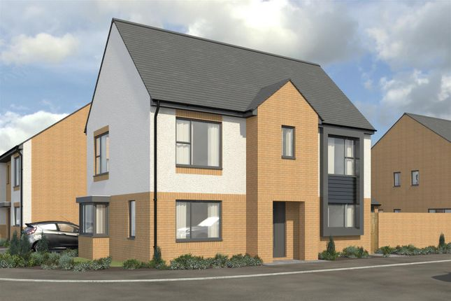 Thumbnail Detached house for sale in Holloway Field, Coundon, Coventry