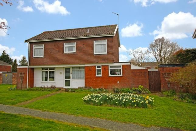 Thumbnail Property for sale in Elmswell, Bury St. Edmunds, Suffolk