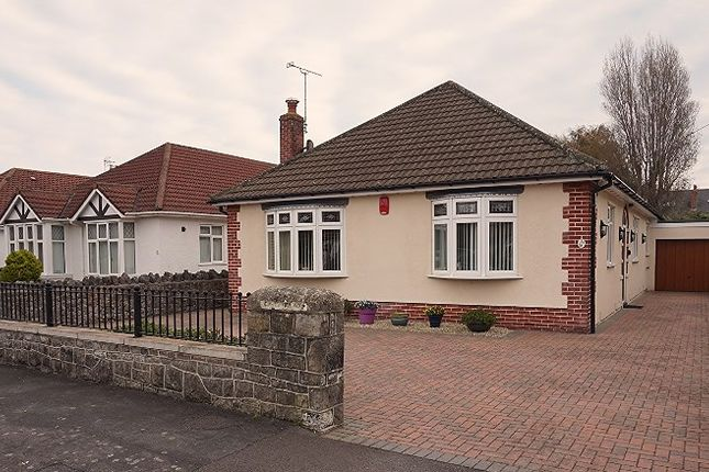 Thumbnail Detached bungalow for sale in Frenchay Road, Weston-Super-Mare