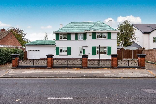 Thumbnail Detached house for sale in Aigburth Road, Garston, Liverpool