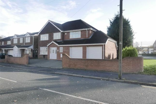 Thumbnail Detached house to rent in Woodward Street, West Bromwich