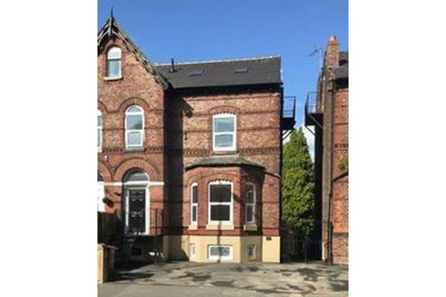 Thumbnail Block of flats for sale in Albert Road, Manchester