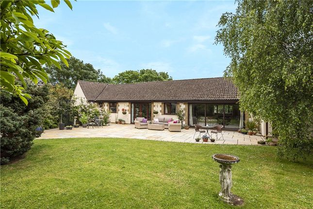 Thumbnail Detached bungalow for sale in Yeovil Marsh, Yeovil, Somerset