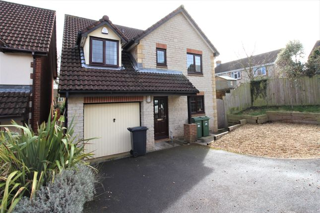 Thumbnail Detached house to rent in Brock End, Portishead, Bristol