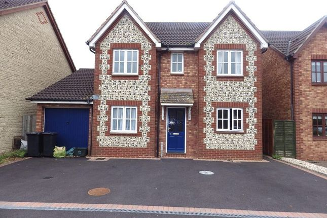 Thumbnail Detached house for sale in Juniper Way, Bradley Stoke, Bristol