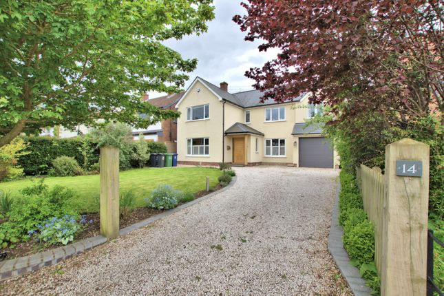 Thumbnail Detached house to rent in High Street, Little Shelford, Cambridge