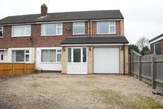 Thumbnail Property for sale in Ivanhoe Close, Glenfield, Leicester