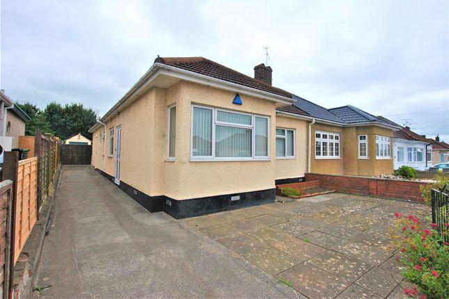 Thumbnail Semi-detached bungalow for sale in Petherton Gardens, Hengrove, Bristol