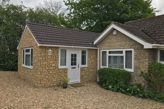 Thumbnail Semi-detached bungalow to rent in Foldhill Close, Martock, Nr Yeovil