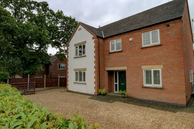 Thumbnail Detached house for sale in Sandcliffe Road, Grantham
