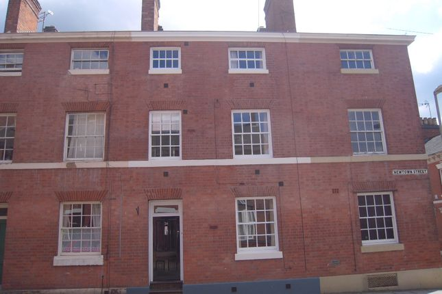 Thumbnail Terraced house to rent in Newtown Street, Leicester