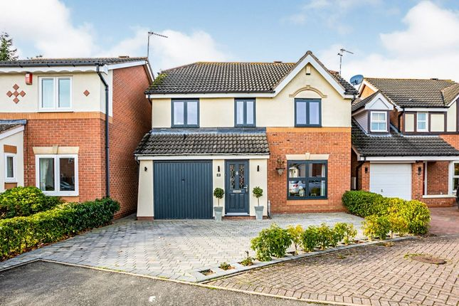 Thumbnail Detached house for sale in Emerald Way, Leamington Spa