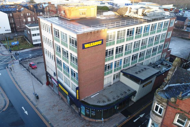 Thumbnail Commercial property for sale in 38-42 Trinity Street, Hanley, Stoke-On-Trent, Staffordshire