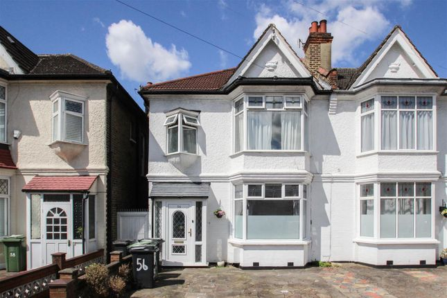 Thumbnail Semi-detached house to rent in Thornsbeach Road, Catford, London