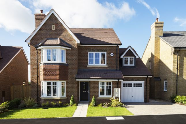 Thumbnail Detached house for sale in The Street, Mortimer, Reading