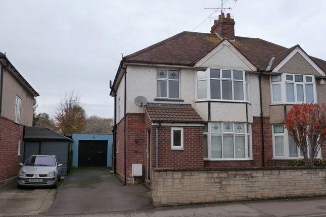 Thumbnail Semi-detached house to rent in Lyde Road, Yeovil