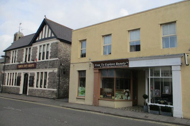 Thumbnail Retail premises to let in Prime Lock-Up Shop & Premises, 17B High Street, Cowbridge