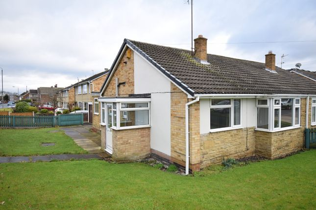 Thumbnail Semi-detached bungalow to rent in Slack Lane, Crofton, Wakefield