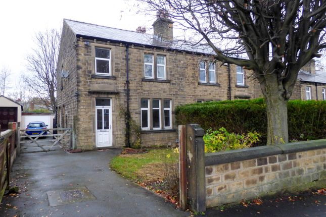 Thumbnail Semi-detached house for sale in Longley Road, Huddersfield