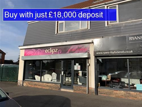 Retail premises for sale in Beckett Road, Doncaster