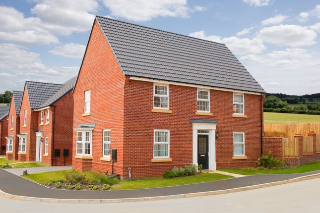"Thumbnail Detached house for sale in ""Cornell"" at Fosse Road, Bingham, Nottingham"
