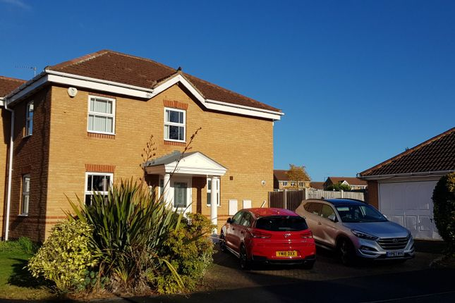 Thumbnail Detached house to rent in Poppyfields Way, Branton, Doncaster