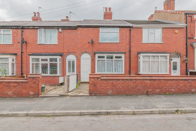 Thumbnail 2 bedroom terraced house to rent in Cecil Avenue, Warmsworth, Doncaster