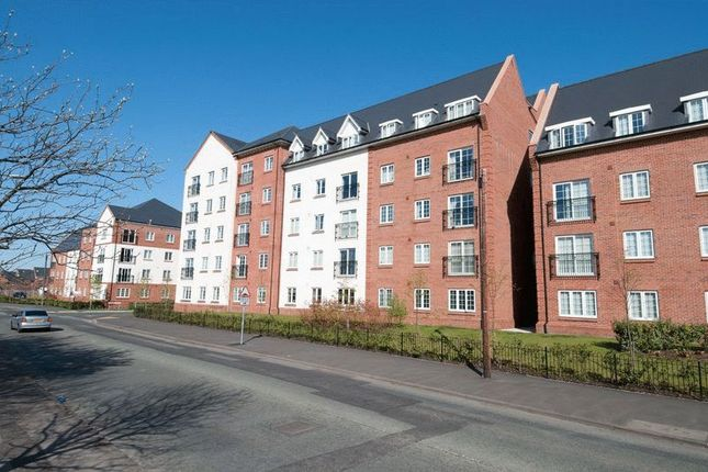 Thumbnail Flat to rent in Greenings Court, Warrington