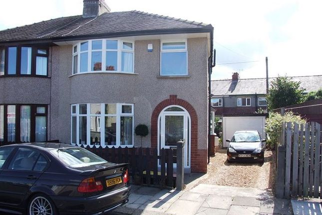 Thumbnail Semi-detached house to rent in Lincoln Road, Lancaster