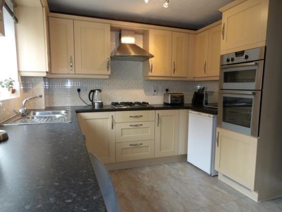 Kitchen of Othello Drive, Chellaston, Derby, Derbyshire DE73