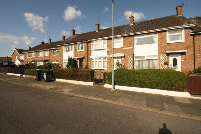 Thumbnail Terraced house to rent in Kimberley Drive, Middlesbrough
