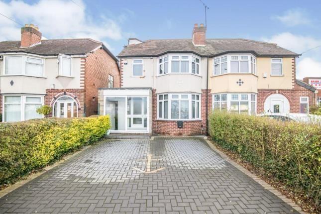 Thumbnail Semi-detached house for sale in Redditch Road, Kings Norton, Birmingham, West Midlands