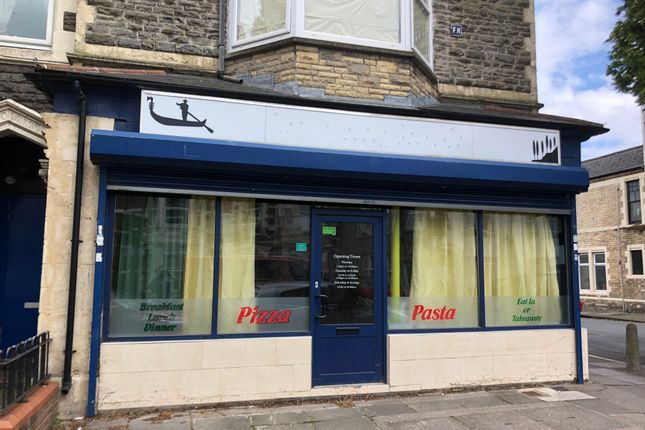 Thumbnail Restaurant/cafe to let in Clare Road, Cardiff